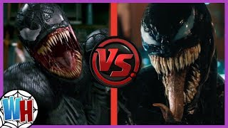 Venom vs Venom! Who Was Better Tom Hardy or Topher Grace?