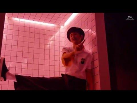 Mark's part NCT U - The 7th Sense