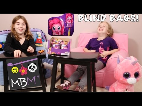 My Little Pony Blind Bag Opening and Giveaway - Episode 2