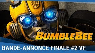 Bumblebee :  bande-annonce finale 2 VF