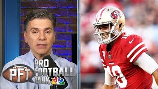 NFL Week 6 Power Rankings: 49ers climb up to No. 6   Pro Football Talk   NBC Sports