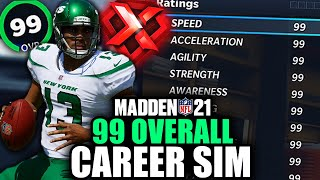 Following the Career of a 99 Overall EVERYTHING Rookie