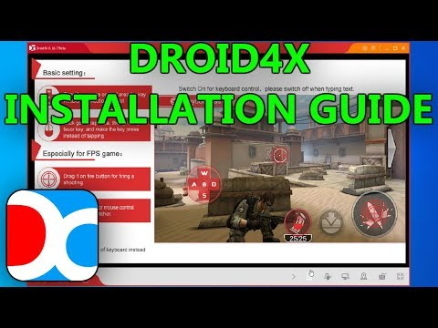 Know Droid4X Android Emulator