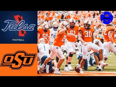 Tulsa vs #11 Oklahoma State | College Football Week 3 Highlights | 2020 College Football Highlights
