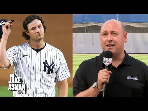 Yankees INSIDER Bryan Hoch discusses Gerrit Cole's sticky substance comments