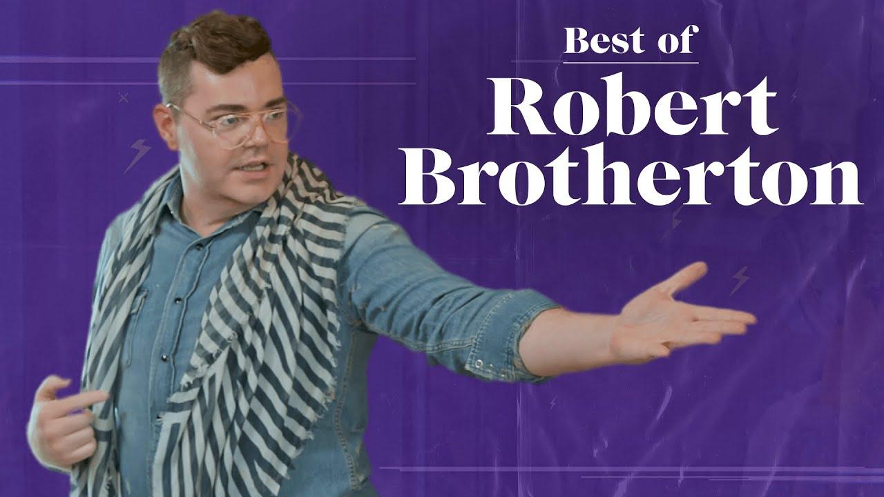 Best of Robert Brotherton | My Unorthodox Life | Netflix