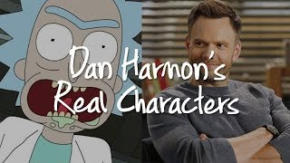 How Dan Harmon Writes Characters