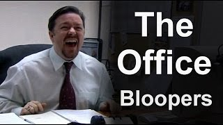 The Office (UK) - Bloopers