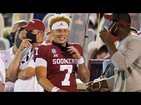 Missouri State vs Oklahoma Football Highlights