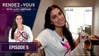 RDV with Alex Morgan | Episode 5
