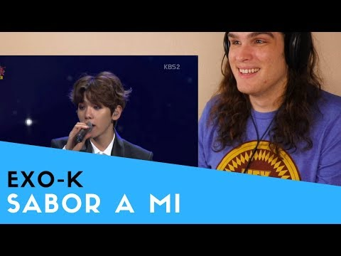 Voice Teacher Reacts to EXO-K 'Sabor a Mi'
