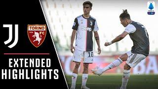 Juventus 4-1 Torino | Ronaldo, Dybala & Cuadrado all Score in Derby Win! | EXTENDED Highlights