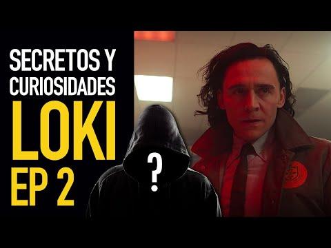 Loki Ep 2 I Secretos y curiosidades