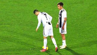 Ronaldo & Dybala All 200 Goals for Juventus
