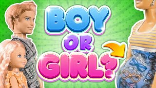 Barbie's Baby Part 3 - Baby Boy or Baby Girl? | Ep.20