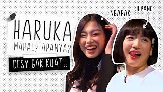 Ngapak VS Jepang! Desy JKT48 & Haruka Bikin NGAKAK Tukul Arwarna