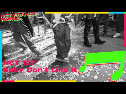 [VOSTFR] NCT 127 - Baby Don't Like it (Lyrics HAN / ROM + Color coded)