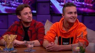 Julian Jordan en Trobi: de nieuwe top-dj's van de  - RTL LATE NIGHT