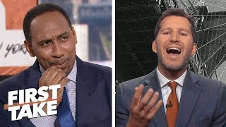 Will Cain finally admits Stephen A. is right about the Cowboys   First Take   ESPN