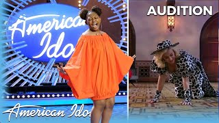 Nia Renée: Sensational SOUL Singer Did Not Expect What She Stepped In To On American Idol