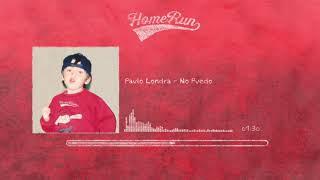 Paulo Londra - No Puedo (Official Audio)