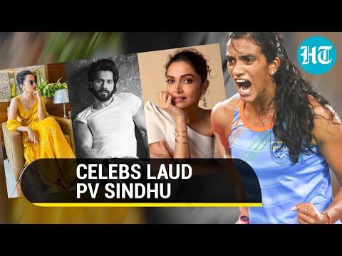 Olympics: Deepika Padukone to Varun Dhawan, how celebs reacted to PV Sindhu's win at Tokyo 2020