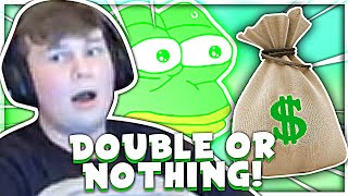 DOUBLE OR NOTHING ($800) Wagers w/ Mongraal