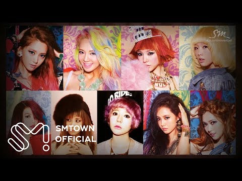 Girls' Generation 소녀시대 The 4th Album