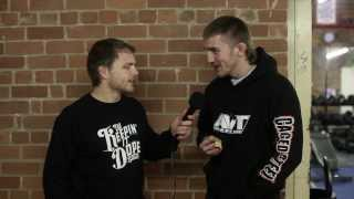 Danny Mitchell talks UFC signing, debut at UFC Fight Night 37