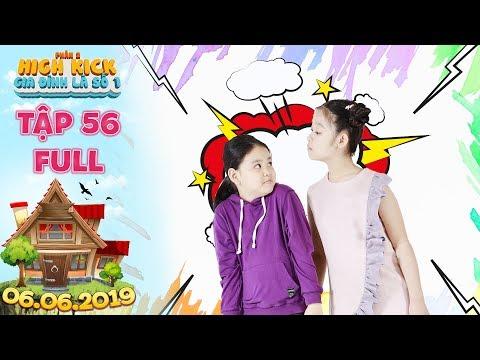 Gia đình là số 1 Phần 2|tập 56 full: Lam Chi dù từ bỏ búp bê cũng quyết không nhịn chửi Tâm Anh