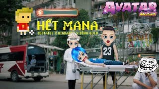 Avatar Musik | M.V HẾT MANA | JUSTATEE x BIG DADDY x BÌNH GOLD | Troll AM TV