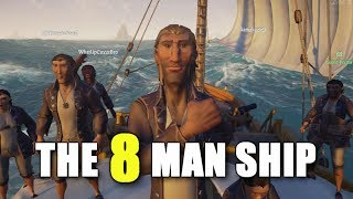 Sea of Thieves - The Biggest Crew has the Greatest Voyage