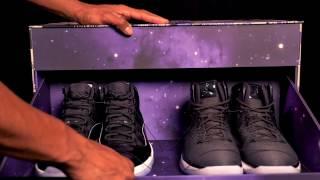 UNBOXING: A LIMITED Air Jordan 11 Space Jam 2016 Sneaker Package