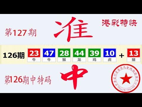 港彩特快(獨家)第127期香港六合彩开奖特碼資料碼報 推出2中2 3中3 复式