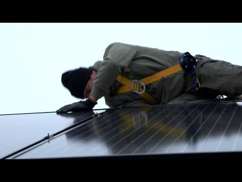 Transition Mission: Army Veteran Starts Solar Business