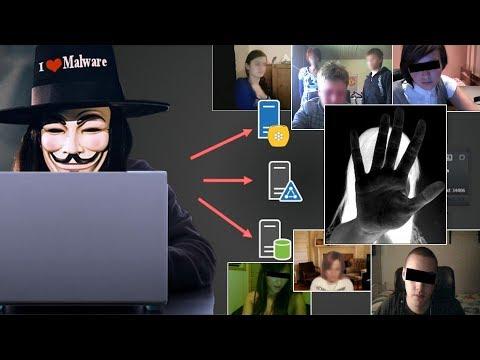 DarkComet RAT - классика жанра для взлома ПК