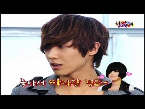 Invincible Youth   청춘불패 - Ep.27 : with guest Lee Jun(MBLAQ) & Jung Junha