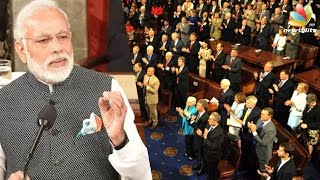 Modi Speech in USA - All the standing ovation moments  | Addressing a joint meeting of Congress