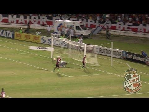 TV Coral & Coralnet -  Santa Cruz 3x0 Sport - Campeonato pernambucano 2014 - 06/04/2014