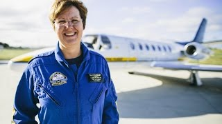 Saving lives at 2,000 feet: Meet a Survival Flight Nurse