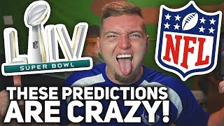 My 2019/2020 NFL Predictions (100% Accurate)