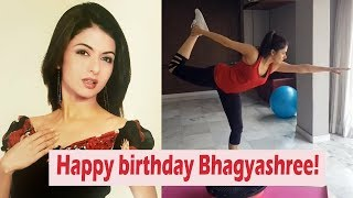Here's why actress Bhagyashree at 51 should be your fitnes..