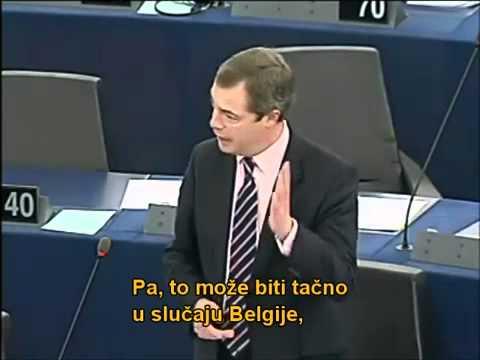 Euro Igra je Zavrsena (Nigel Farage)