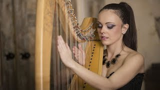 Relaxing Harp Music, Soothing Music, Relax, Meditation Music, Instrumental Music to Relax, ☯3288