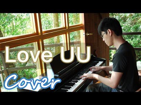 Love UU (林俊傑) 鋼琴 Jason Piano
