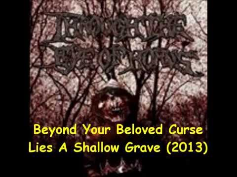 Beyond Your Beloved Curse Lies A Shallow Grave (Lyric Video) Matt's Lyrics Only (2013)