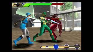 Ninpu Sentai Hurricanger - Siêu nhân cuồng phong - Stage 5