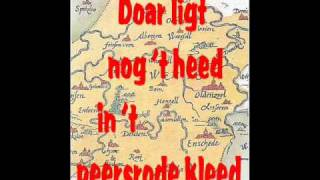 Twents Volkslied (1e couplet)