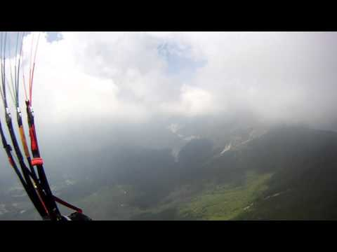 scratching the clouds in slovenia - Stol