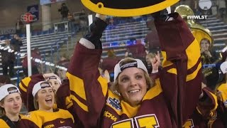 Amanda Kessel Overcomes Post-Concussion Syndrome | ESPN Stories